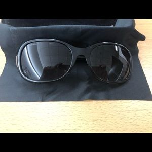 Classic Chanel sunglasses.